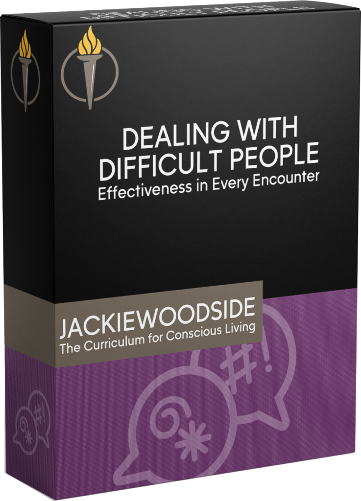 dealing with difficult people - effectiveness in every encounter