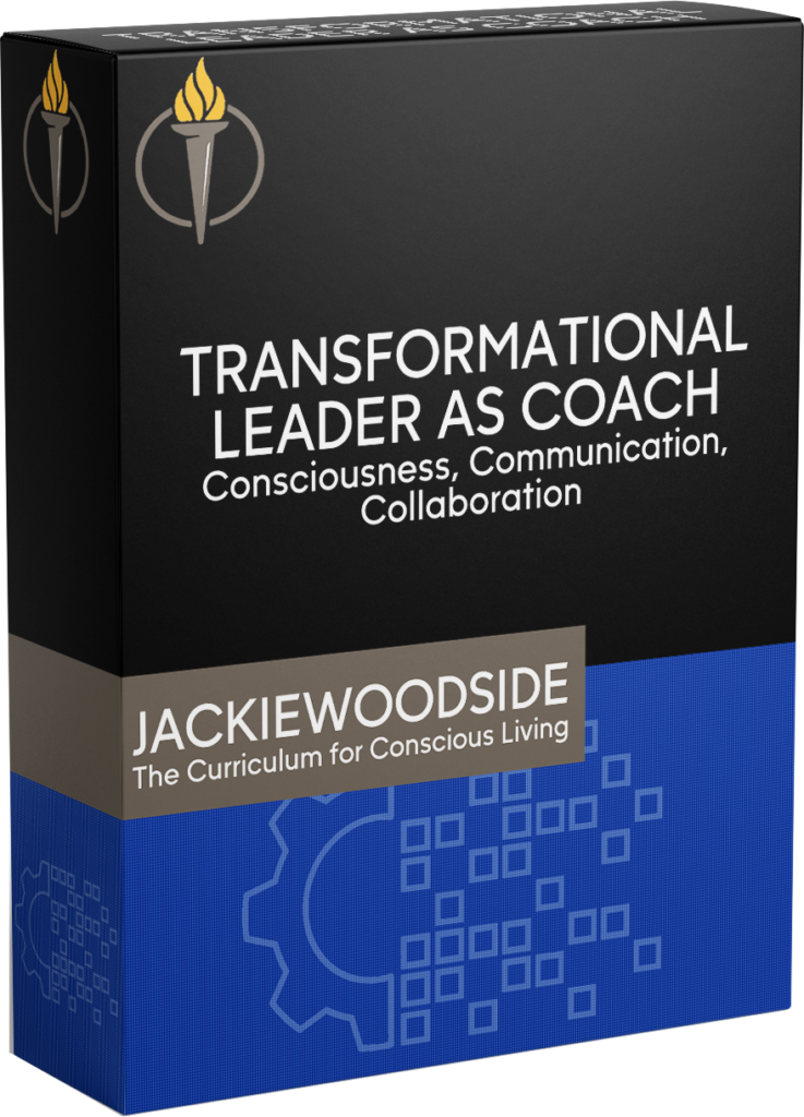 Transformational leader as coach - Jackie woodside